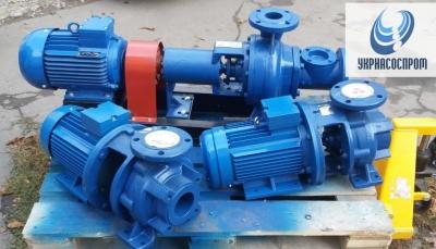 Насос КМ50-32-125 насос КМ 50-32-125