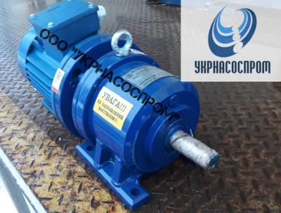 Мотор-редуктор 3МП-25-71-0,55