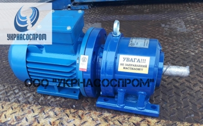Мотор-редуктор 3МП-25-18-0,18