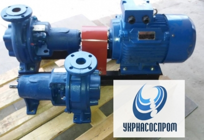 Насос К100-65-250 насос К 100-65-250