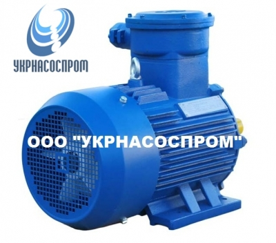 Электродвигатель АИМ 355 MB8 160 кВт 750 об/мин взрывозащищенный