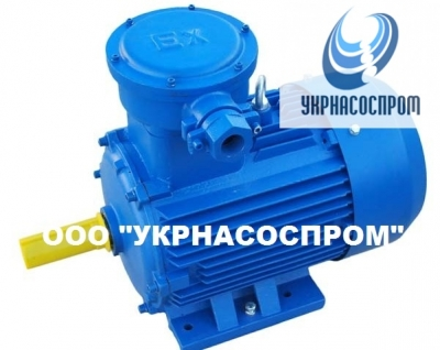 Электродвигатель АИМ 280 M4 132 кВт 1500 об/мин взрывозащищенный