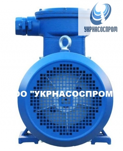 Электродвигатель АИМ 80 В2 2,2 кВт 3000 об/мин взрывозащищенный