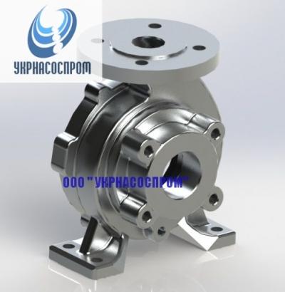 Корпус насоса 2СМ 80-50-200
