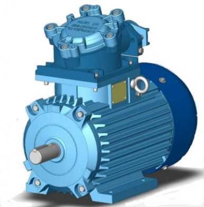 Электродвигатель АИУ 200 М2 37 кВт 3000 об/мин шахтный электродвигатель