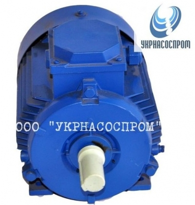 Электродвигатель АИР 80 B8 0,55 кВт 750 об/мин