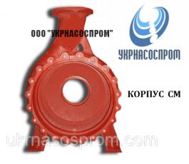 Корпус насоса СМ 80-50-200б