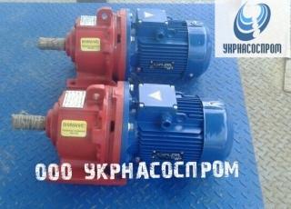 Мотор-редуктор 3МП-63-90-7,5