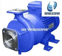 НасосКМ 65-50-160 для светлых нефтепродуктов
