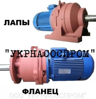 Мотор-редуктор 3МП-125-45-30
